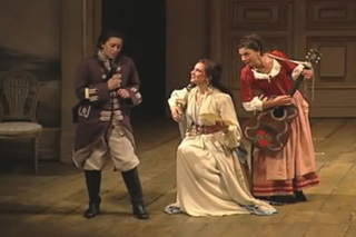 Cherubino (Le Nozze di Figaro, Mozart) au Washington National Opera